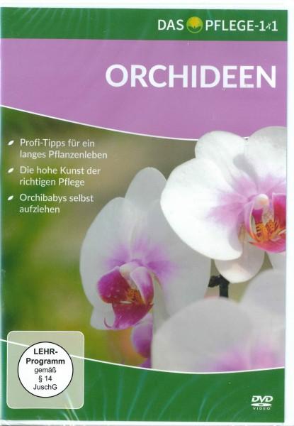 DVD Orchideen - Das Pflege 1x1