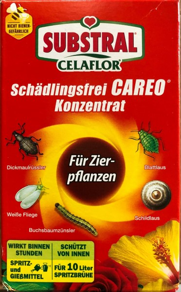 CAREO Schädlingsfrei Konzentrat für Zierpflanzen